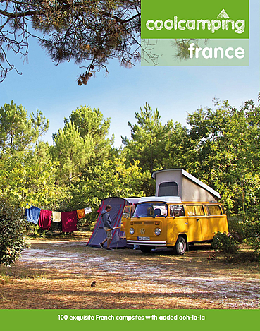 Ferme Noemie in latest Cool Camping Guide